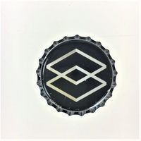 Crown Seals x 250 Ex Brewery bottle caps image