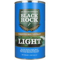 Malt extract liquid Black Rock light 1.7kg image
