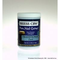Malt Extract liquid BriessTraditional Dark 1.5kg image