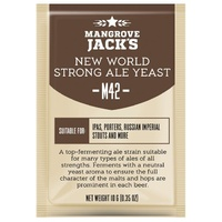 Mangrove Jacks Beer Yeast New World Strong Ale M42 image