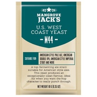Mangrove Jacks Beer Yeast US West Coast Ale M44 image