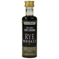 Still Spirits Top Shelf Rye Whiskey image