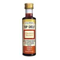 Top Shelf Orange Brandy Liqueur (A) image