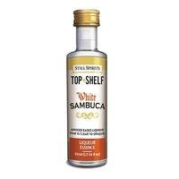Top Shelf White Sambuca Liqueur (B) image