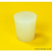 Silicone bung 37-45mm + hole image