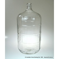 Bottle Carboy 23L glass image