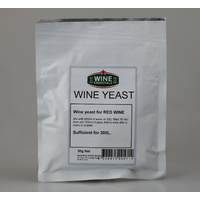 Wine yeast - AHB Red  50g image