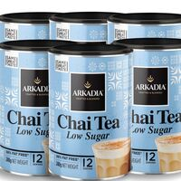6 Pack Arkadia Chai Tea No Added Sugar 240 gr image