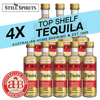 Still Spirits Top Shelf Tequila 4 pack image