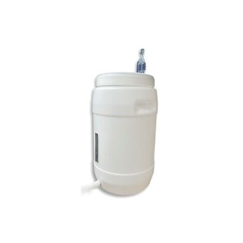 Fermenter 30L Drum & airlock, tap & thermometer