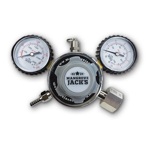Regulator Mangrove Jack's for Keg System