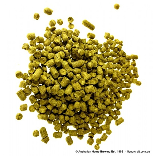 Hop pellets Chinook  25g