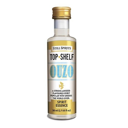 Still Spirits Top Shelf Ouzo