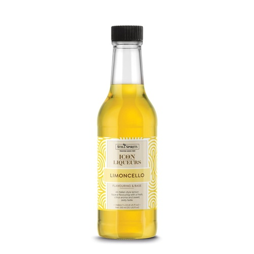 Limoncello Icon Liqueur 330ml Still Spirits