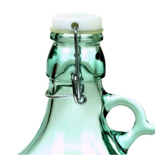 Clip-top (swing-top ) for 5lt glass carboy / bottle (gallon jar)
